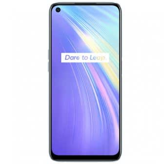 REALME 6 8GB 128GB DS - WHITE EU Image