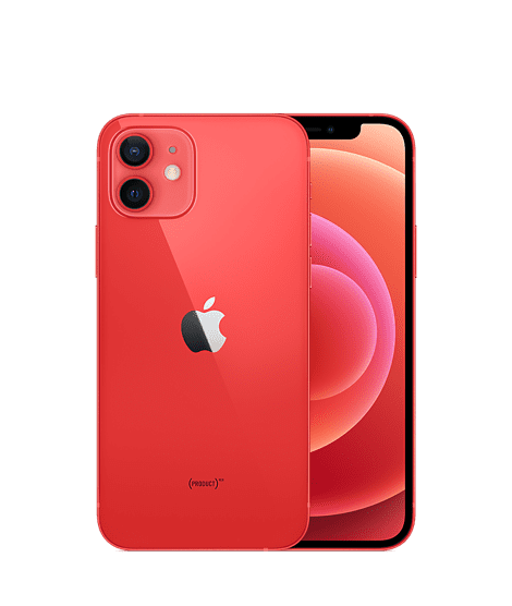 APPLE IPHONE 12 128GB RED Image