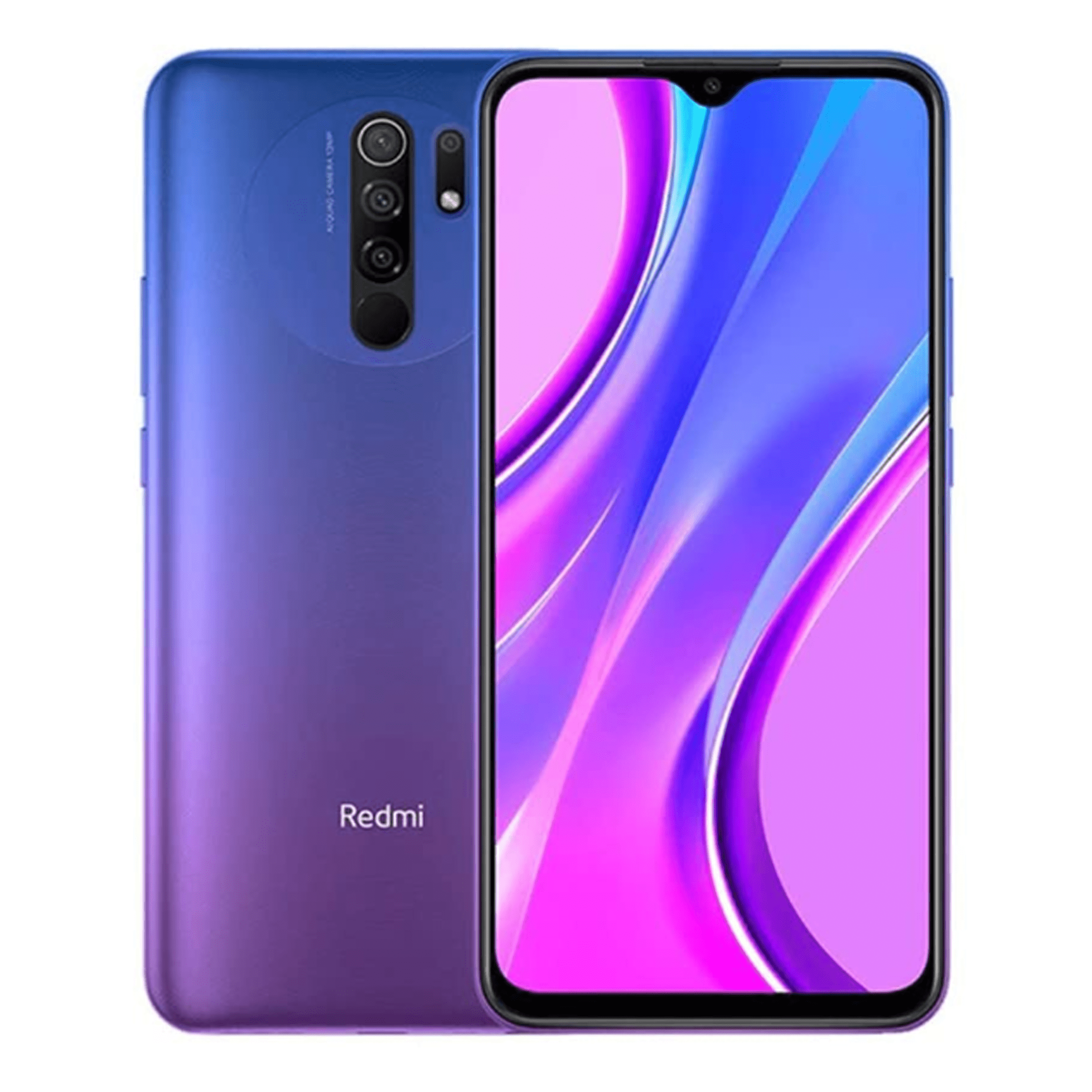 XIAOMI REDMI 9 DS 4GB / 64GB - PURPLE EU Image