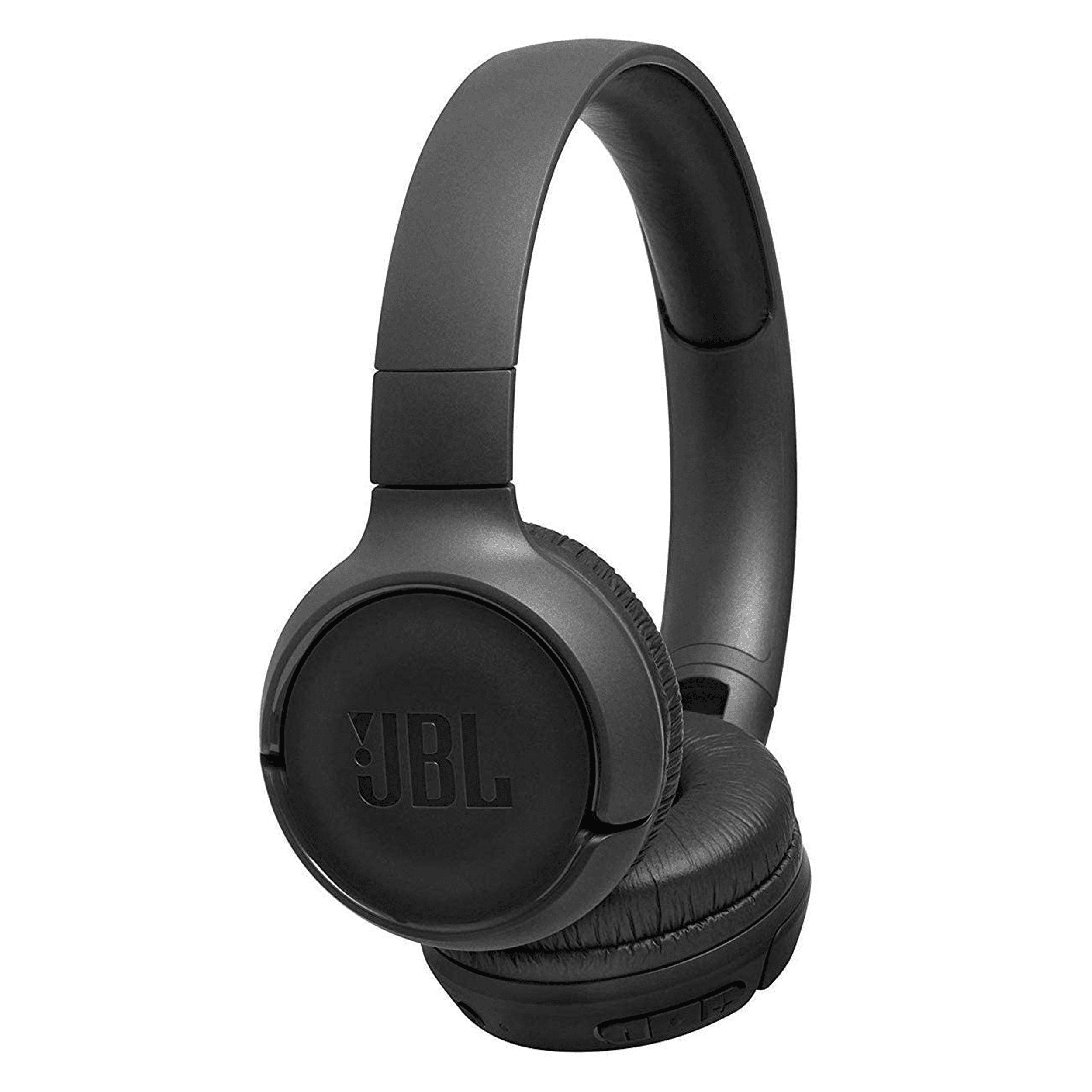 JBL ON EAR BLUETOOTH HEADPHONE T500BT BLACK Image